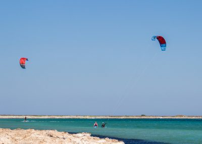 Siroko kite beginner area